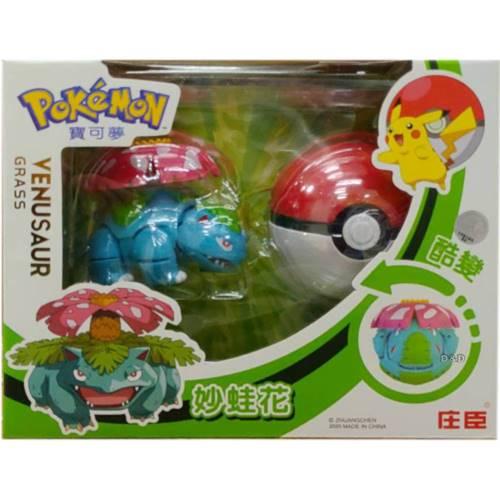 寶可夢變形系列-妙蛙花