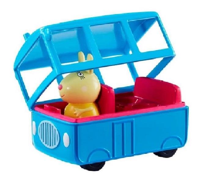 佩佩豬迷你校車巴士