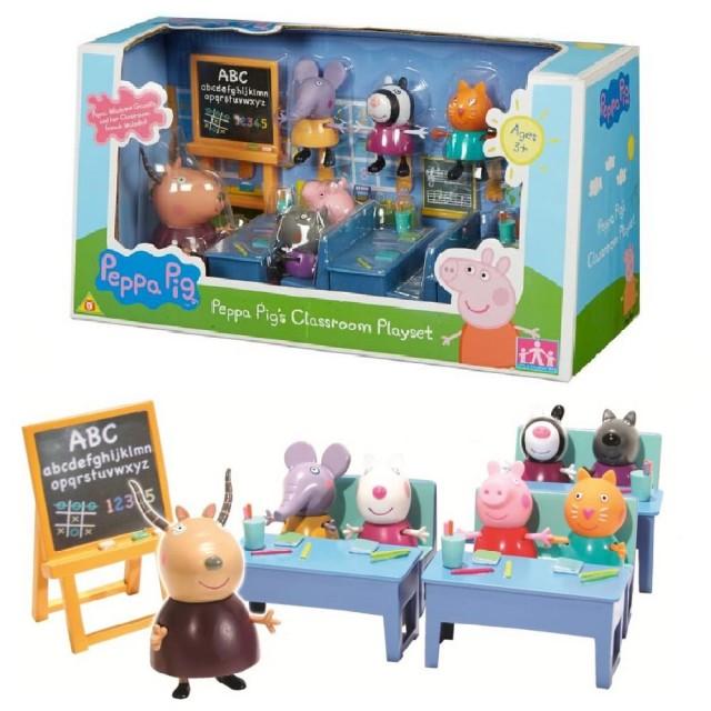 Peppa Pig 粉紅豬小妹 – 教室組