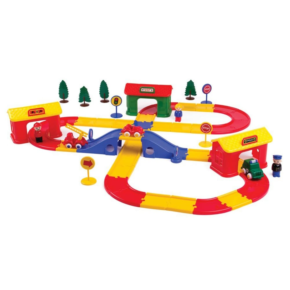Viking Toys - 維京城汽車軌道組