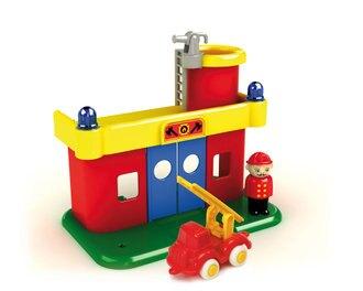 Viking Toys 維京城市組-消防隊