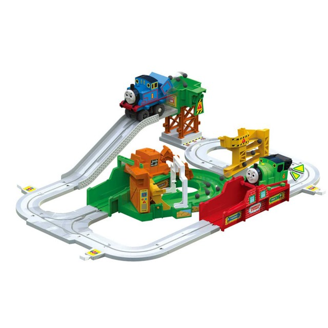 湯瑪士電動火車軌道玩具組