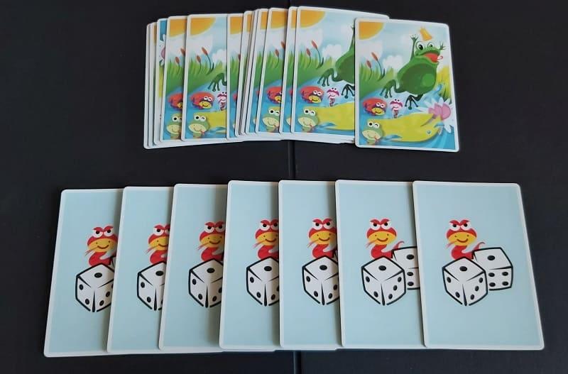 兒童卡牌桌遊