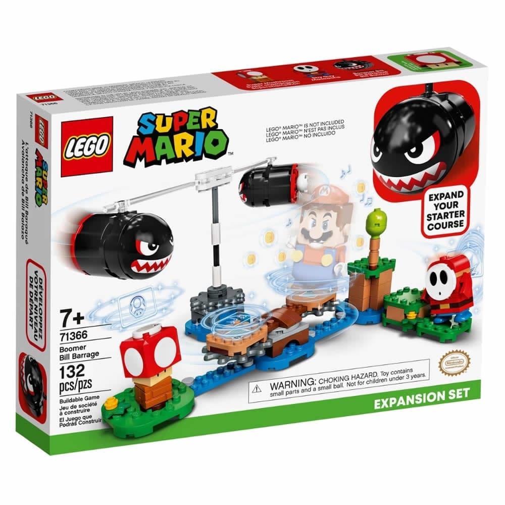 LEGO 樂高超級瑪利歐系列-大炮彈刺客 (#71366)