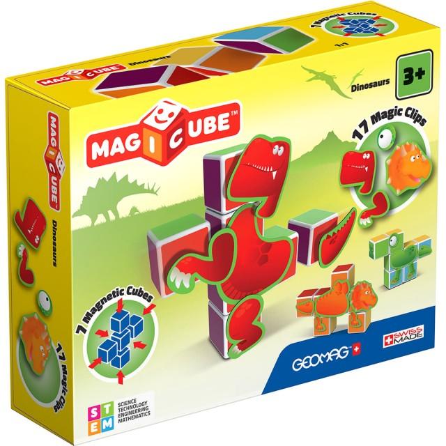 磁力方塊 – 磁貼機器人