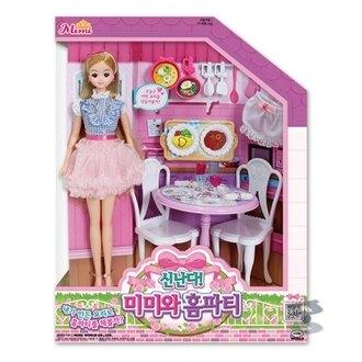 韓國MIMI娃娃 - 派對時光組