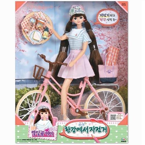 韓國MIMI娃娃 - 花漾野餐趣