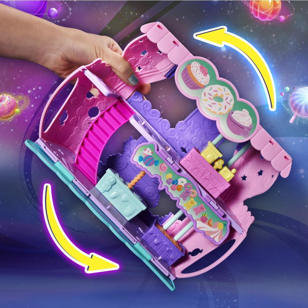 2合1糖果屋玩具