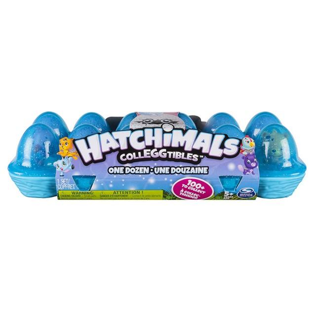 Hatchimals迷你寵物蛋 – 12入收納組S2