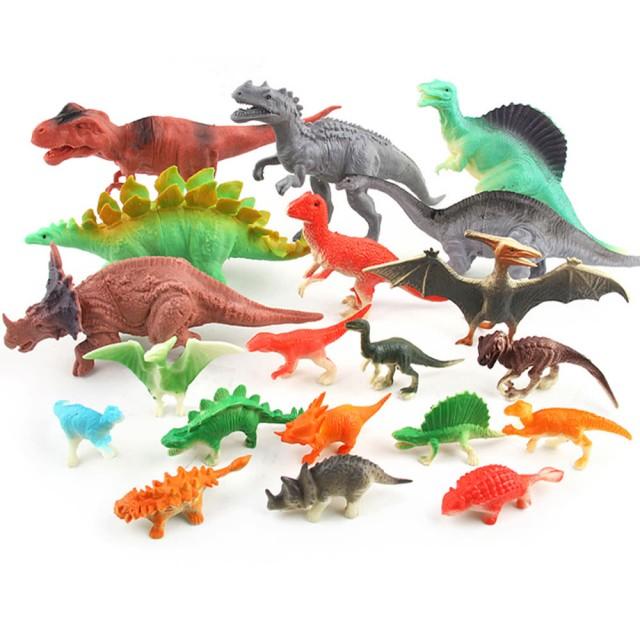 恐龍模型公仔