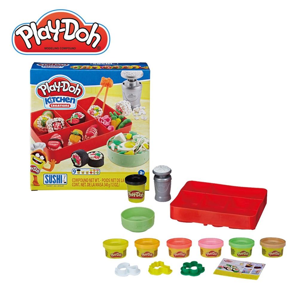 培樂多廚房系列-壽司遊戲組