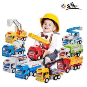 【Slider】聲光磨輪工程車