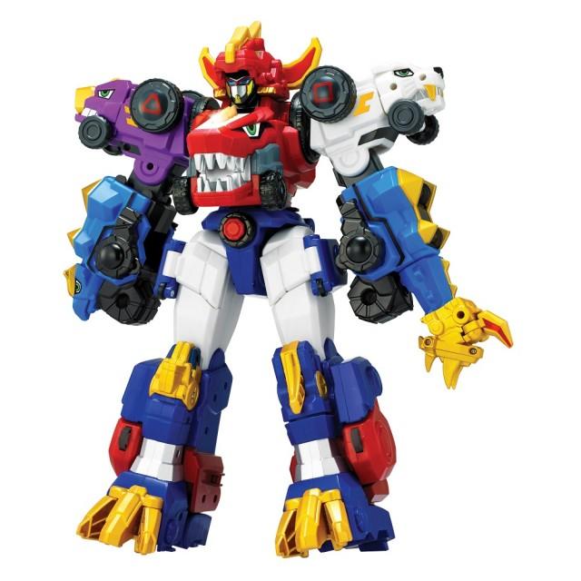 合體機器人玩具