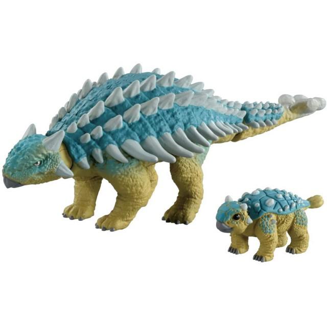 侏儸紀世界 甲龍