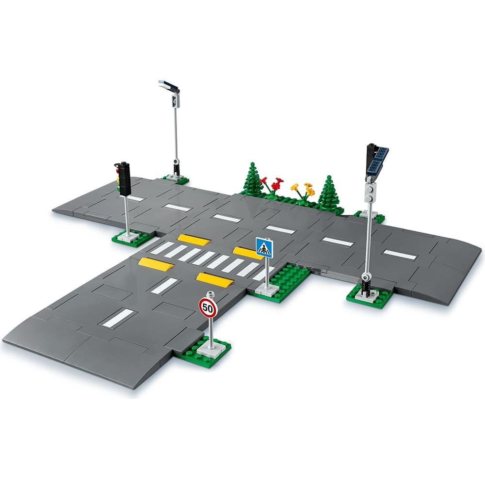樂高積木-道路底板
