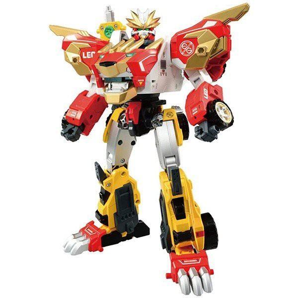 地球防衛隊 - 合體變形機器人
