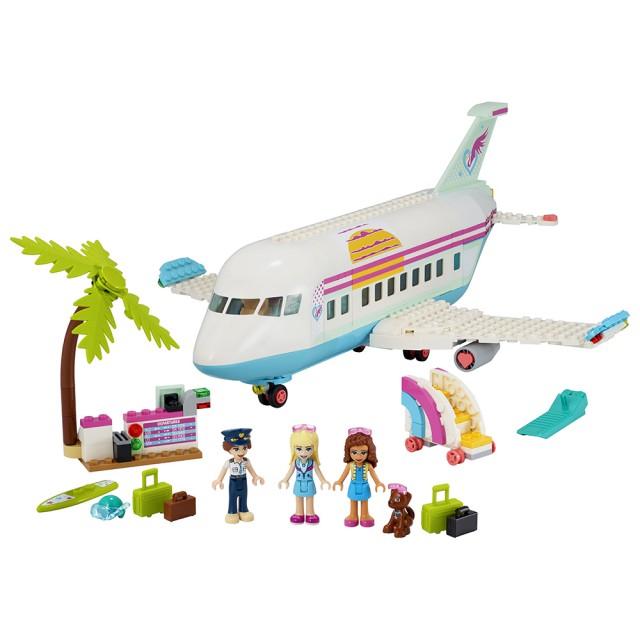 樂高積木Friends系列-心湖城飛機 #41429 (7歲)