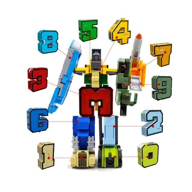 建構學習機器人玩具