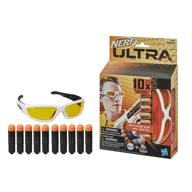 NERF極限系列(護目鏡彈鏢組)