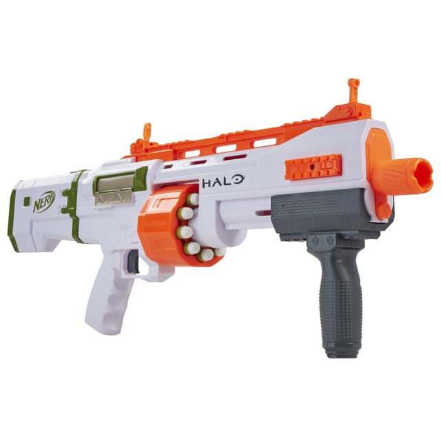 NERF-Halo聯名款 鬥牛犬射擊器